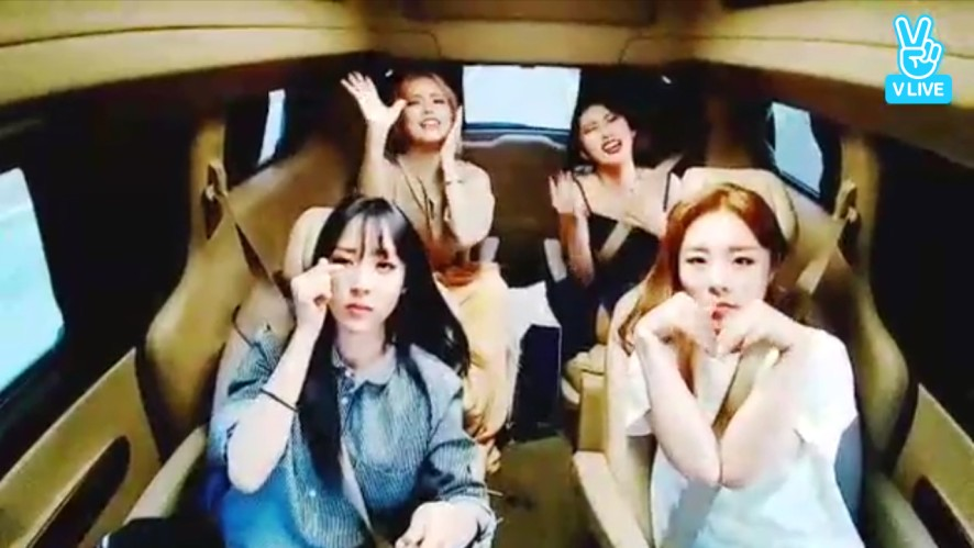 [MAMAMOO] ~🎤대유잼 노래파티🎤~ (MAMAMOO singing in the car)