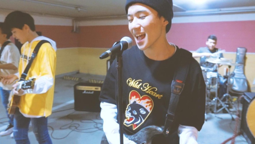 TheEastLight.(더 이스트라이트) You're My Love (Rock Mix) VIDEO