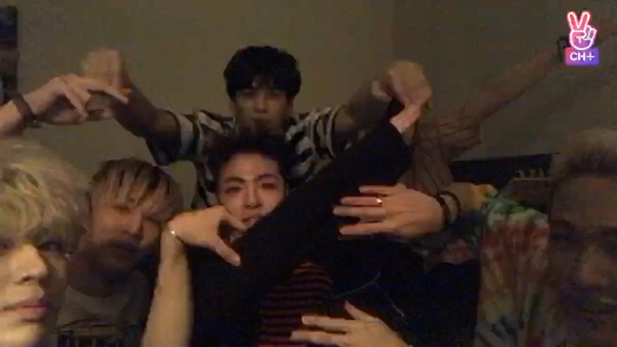 [CH+ mini replay] iKON - 채널 플러스 오픈기념 V live ! iKON - V LIVE to announce  channel plus opening