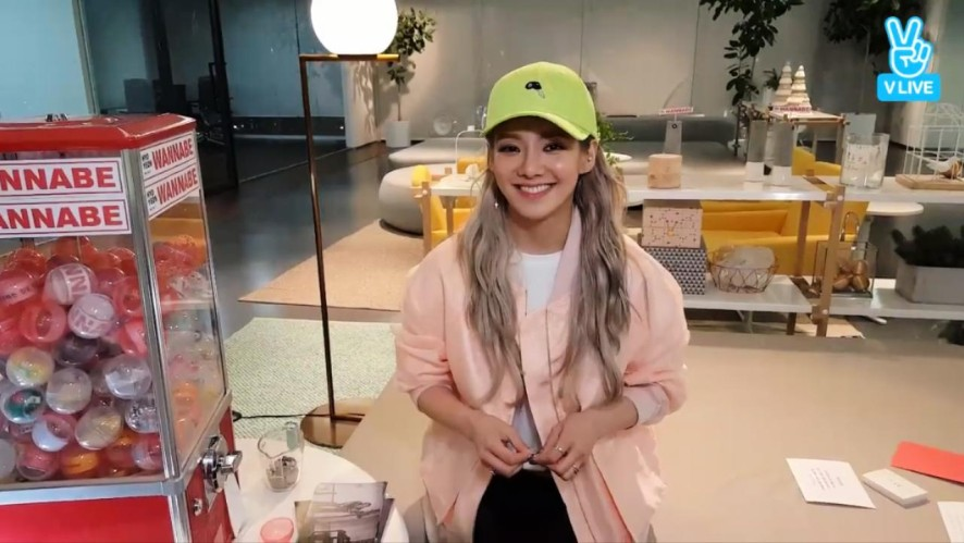 효연의 Wanna V LIVE (HYOYEON's Wanna V LIVE)