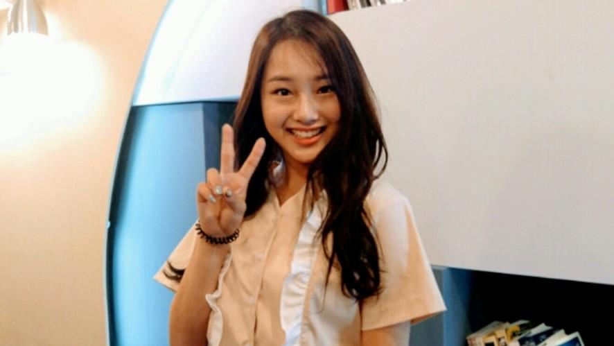 Be My Super Rookie 'Kriesha Chu'