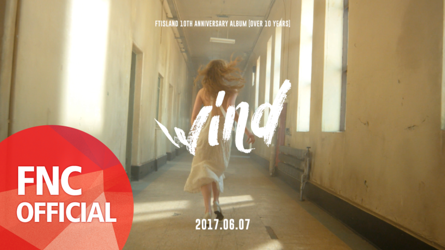 FTISLAND – Wind Teaser #1 BREATH OF ISLAND