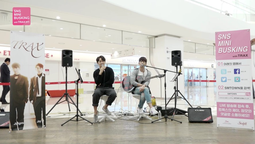 SNS MINI BUSKING with TRAX 트랙스_(7)
