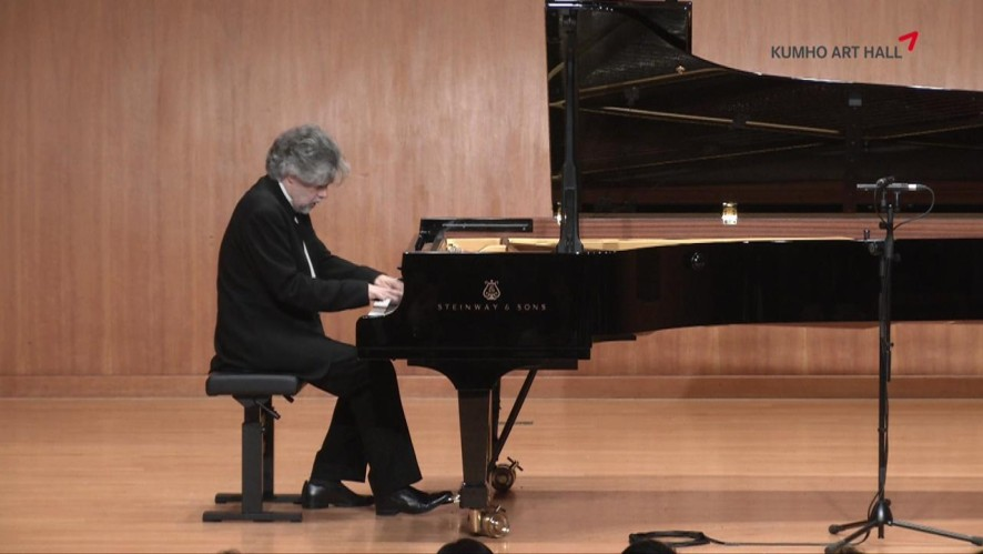 """[Kumho Art Hall] """"The Years of Beethoven '17'20"""" François-Frédéric Guy Plays Beethoven"""