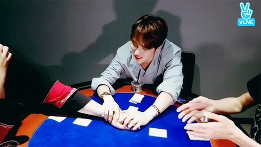 [KIM JAEJOONG] 재쥬이와 두 매니저님의 치.열.한 할리갈리 대격돌🎮 (KIM JAEJOONG playing board game)
