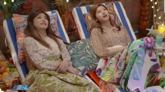 [Full] TWICE SANA TZUYU X LieV - 트와이스 사나 쯔위의 눕방라이브!