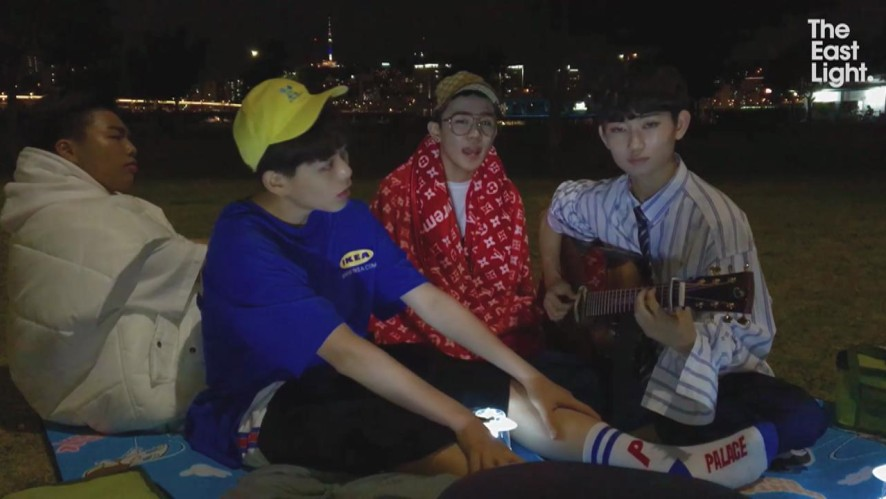 TheEastLight. SeungHyeon Sagang EunSung JunWook - Holla (Acoustic Mix)