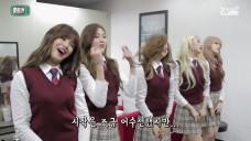 CLC - 칯트키 #8 (팬클럽 창단식 비하인드)