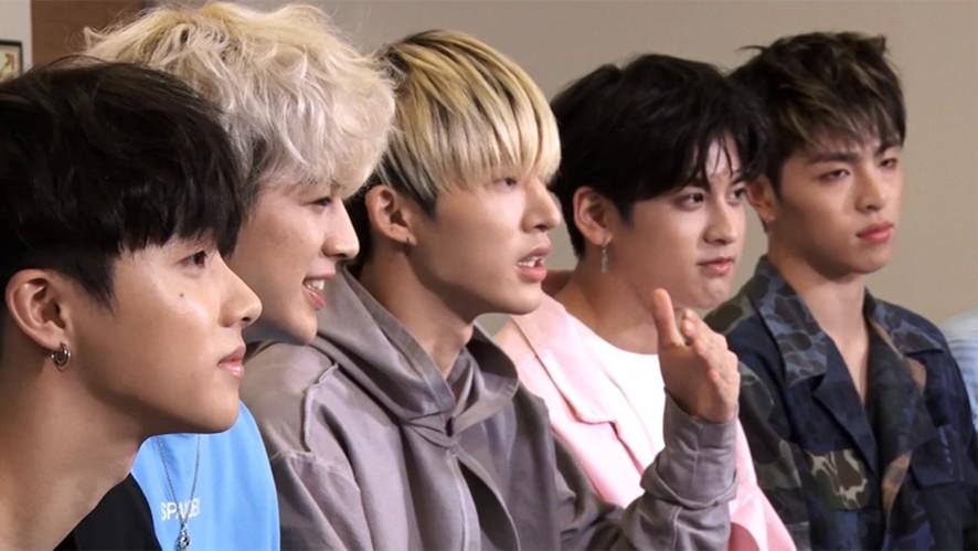 [iKON 아이콘] 컴백(Comeback) 인터뷰 BLING BLING