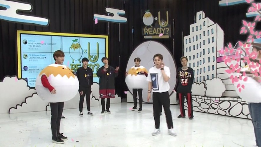 [Full] MVP's HATCHING-OUT-LIVE - MVP의 알방라이브!