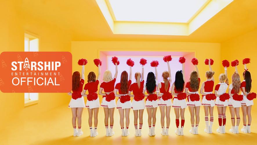 [Making Film] 우주소녀(WJSN) - HAPPY MV