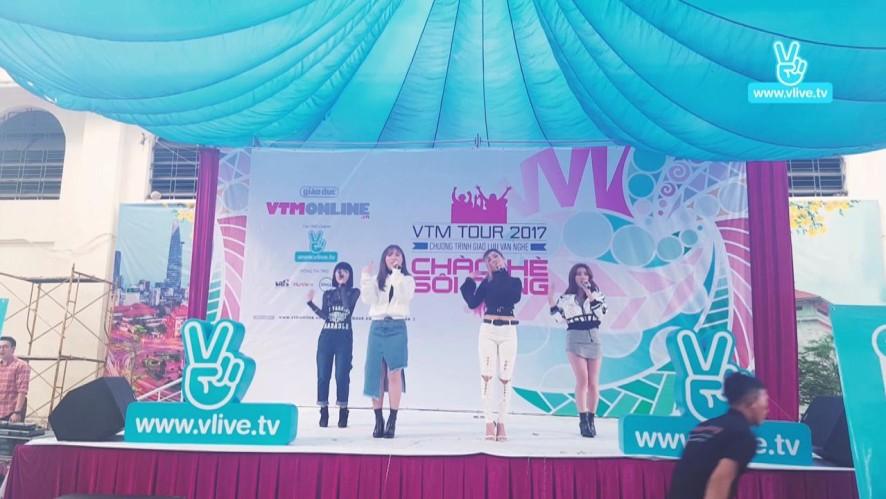 VTM Tour 2017 - LipB đến trường THPT Lê Quý Đôn