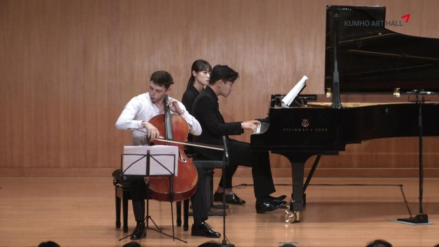 [Kumho Art Hall]Classic Now! Narek Hakhnazaryan and Tae-Hyung Kim play Shostakovich