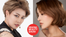 SSIN X LAMUQE Open Makeup Show @ Vietnam K-Beauty EXPO