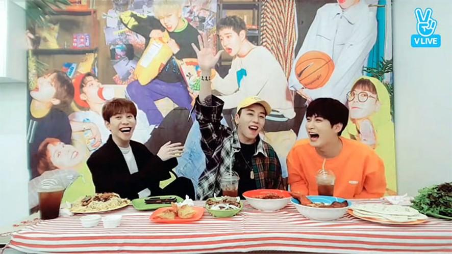 [Block B] 숙소즈 좋아한다 안 한다~ 갑.자.기.요~? (Lovely Dorm boys)