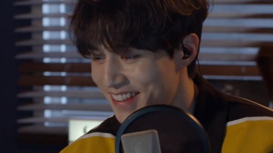 [LEE DONG WOOK] 꿀벌 의상을 입은 양봉업자 욱디🐝🍯 (DJ Wook sweet like honey)