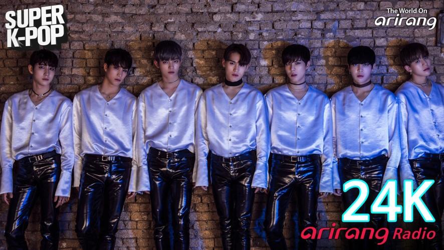 Arirang Radio (Super K-Pop/24K)
