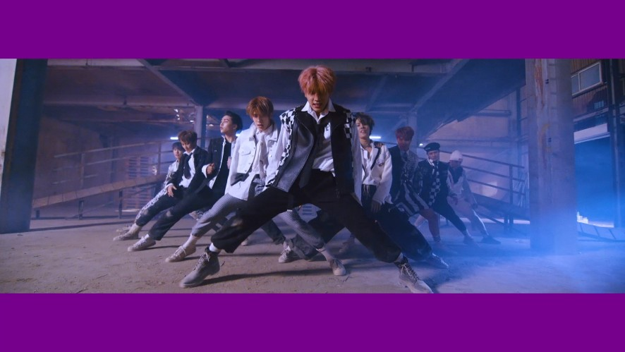 NCT 127_Cherry Bomb_Music Video