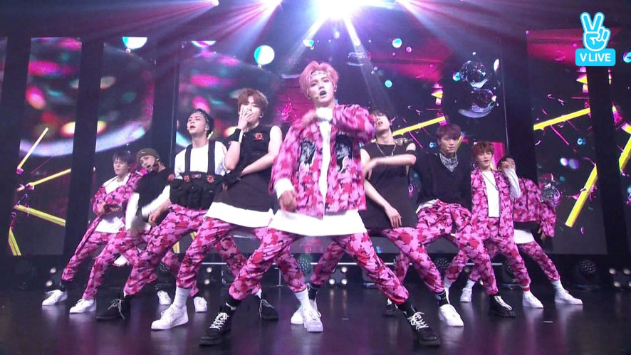 'Cherry Bomb' - NCT 127 COMEBACK SHOWCASE
