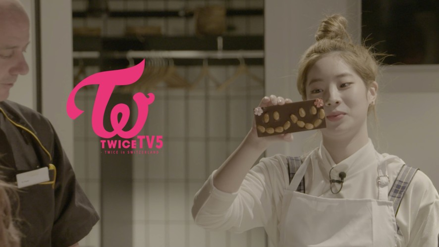 TWICE TV5 -TWICE in SWITZERLAND- EP.12