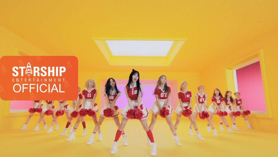 [Performance MV] 우주소녀(WJSN) - HAPPY
