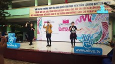 VTM Tour 2017 - The Wings Band đến trường THPT Tân Bình