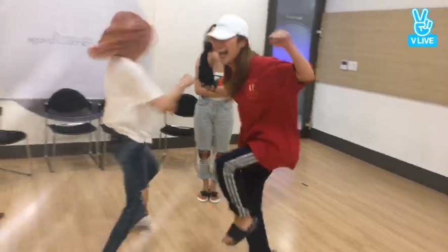 [MAMAMOO] 마마무와 흥은 destiny니까...☆ (MAMAMOO's dancing time)