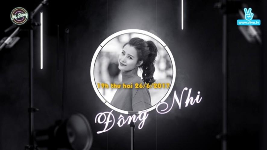 M Story with Đông Nhi
