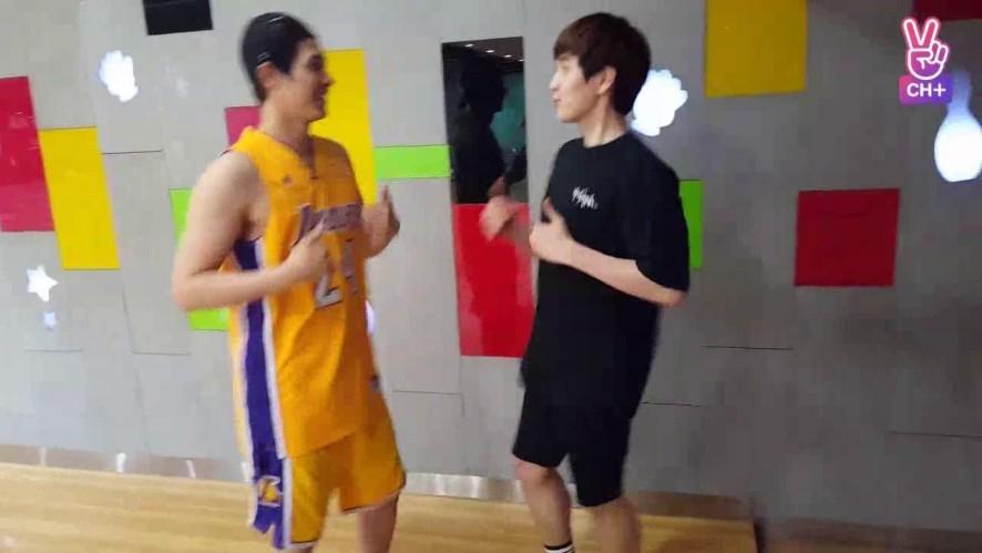 [CH+ mini replay] B1A4 여가생활 1+2+3 B1A4 Leisure Life 1+2+3