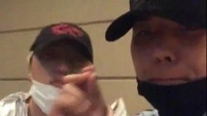 [CH+ mini replay] 미노승윤 작업실가는길+여긘 작업싈 Mino & Seungyoon, on our way to studio + We're in the studio