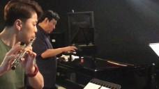 김광민 콘서트 D-2 토이 피아노 연습