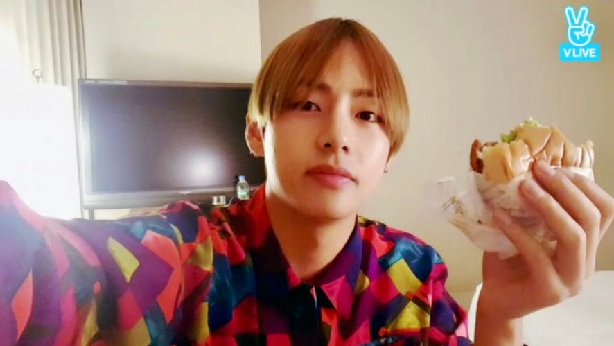 BTS Live : 김태형과 함께하는 고민상담소
