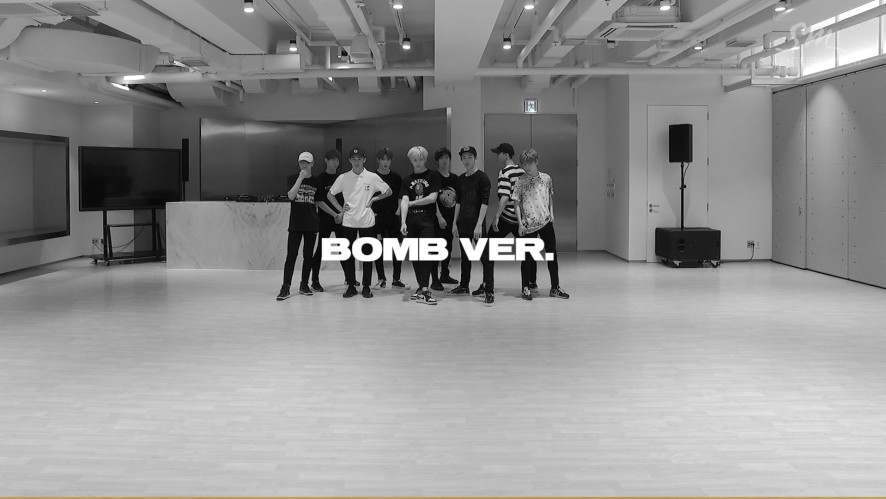 NCT 127 DANCE PRACTICE VIDEO #BOMB ver.