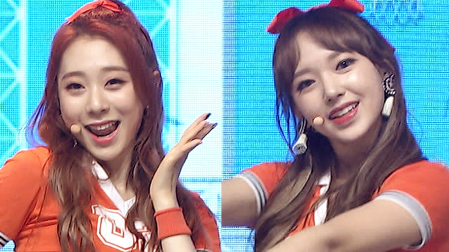 [WJSN] 우주소녀 - HAPPY 오늘 방송된 소녀들의 행복