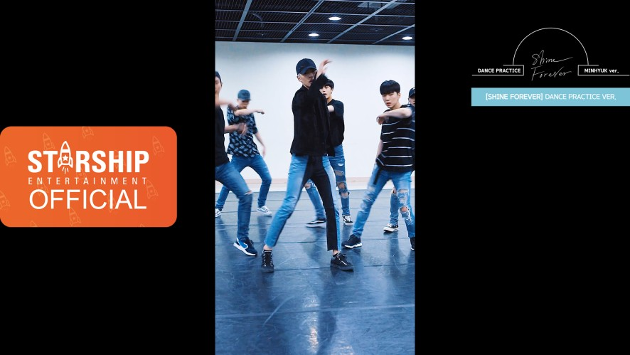 "[MINHYUK][Dance Practice] 몬스타엑스 (MONSTA X) - ""SHINE FOREVER"" Vertical Video"
