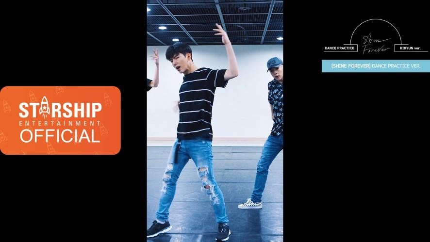 "[KIHYUN][Dance Practice] 몬스타엑스 (MONSTA X) - ""SHINE FOREVER"" Vertical Video"