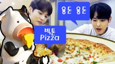 [VICTON 빅톤] 용돈벌기 Pizza 요리대결 https://youtu.be/VZvl2HhgQ4Q