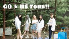 GO US Tour~!! 공항 가는길~!!