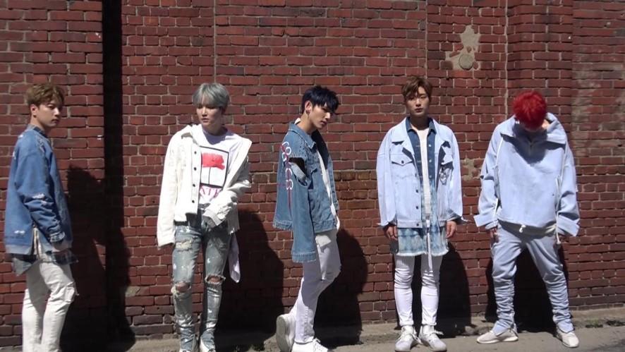 B.I.G(비아이지) - HELLOHELLO MV&JACKET MAKING