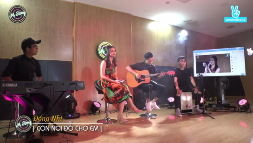 M Story with Đông Nhi - Còn Nơi Đó Chờ Em