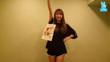 [Kim So Hee] 갖고 싶다..너란 퀵공방표 에코백..🐸🐰 (So Hee making an eco bag)