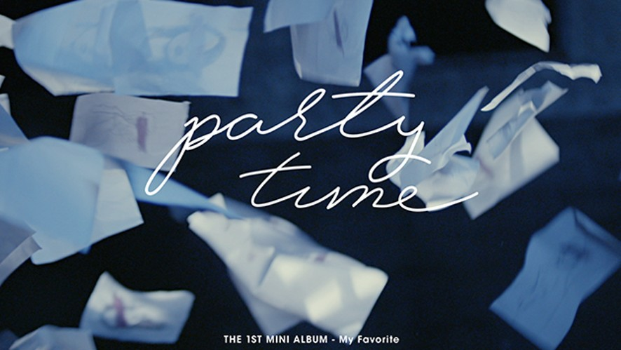 [Teaser] Favorite (페이버릿) - Party Time #01