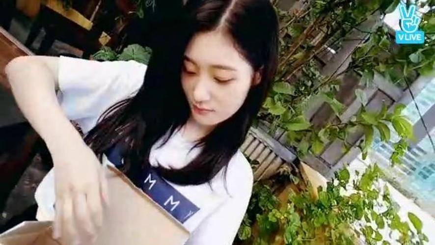 채연이는 지금~~^^
