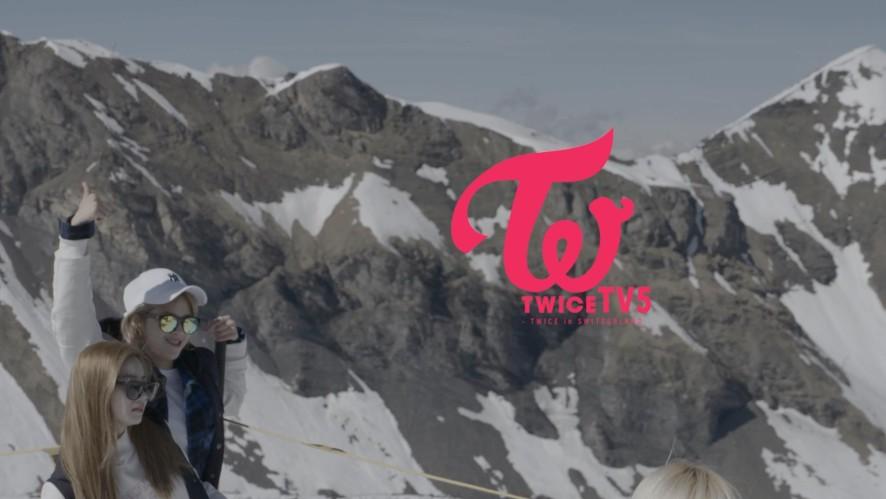 TWICE TV5 -TWICE in SWITZERLAND- EP.18