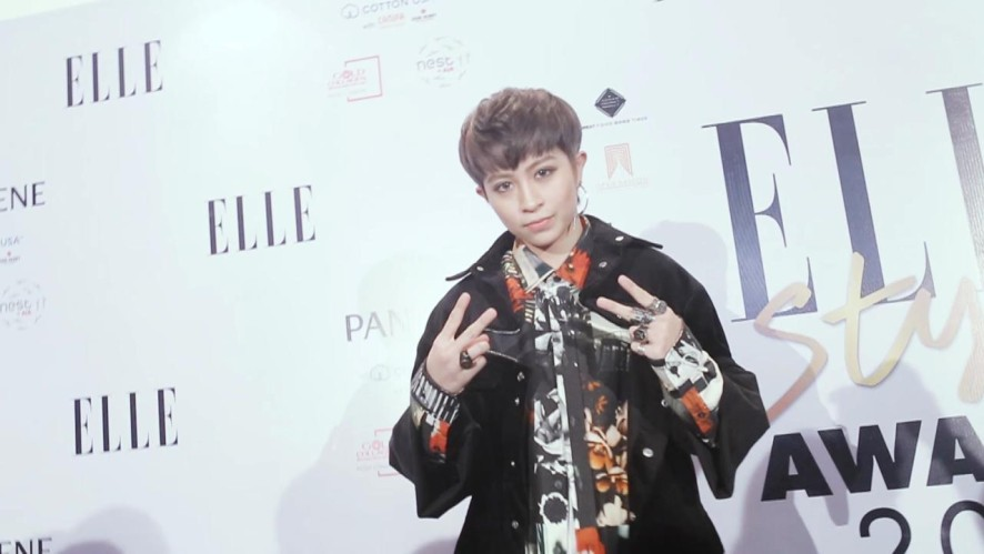 Gil Le at Elle Style Awards 2017