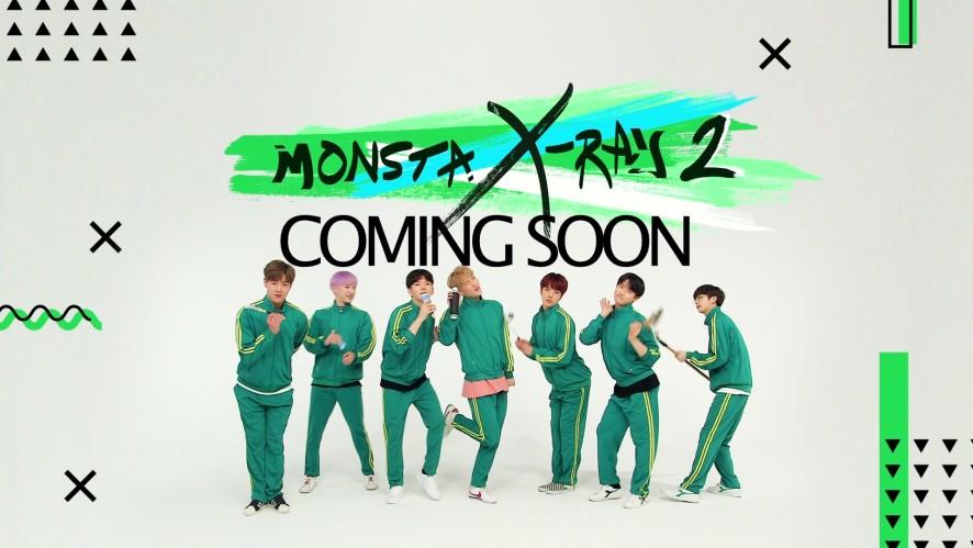 MONSTA X-RAY2 (몬스타엑스레이2)_'아름다워' 제작진ver