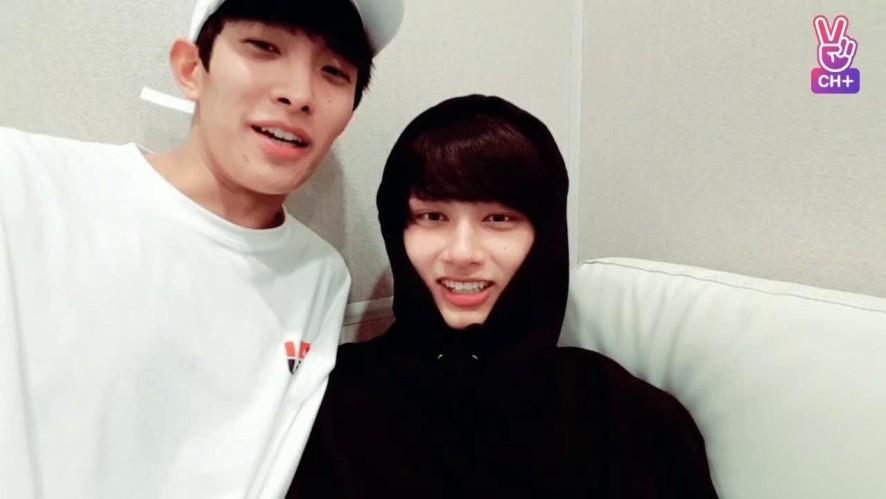 [CH+ mini replay] SEVENTEEN 'Once a Day' JUN
