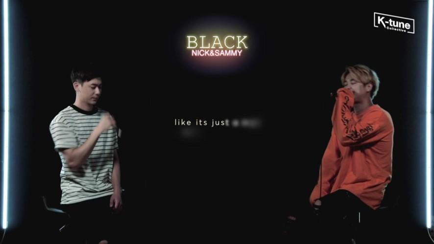 """[Nick&Sammy] LEE HYORI """"Black"""" Cover"""