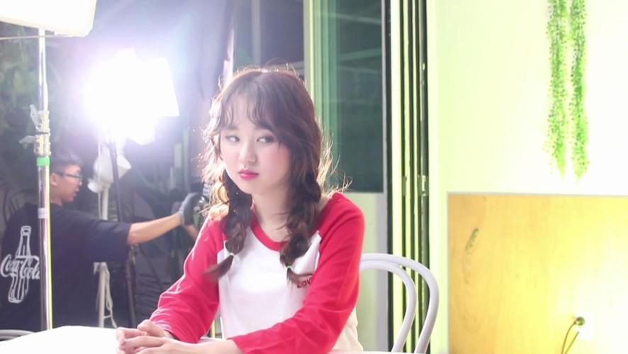 [앤씨아] 읽어주세요(Love me)_MV behind