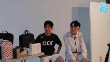 안형섭 이의웅 디지털매거진 뷰 화보 촬영 현장 대공개